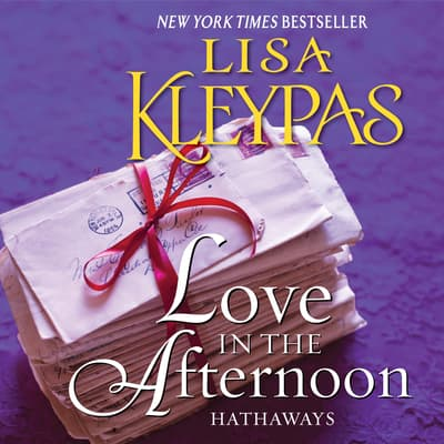 Love in the Afternoon by Lisa Kleypas audiobook