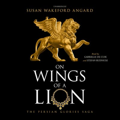 On Wings of a Lion by Susan Wakeford Angard audiobook