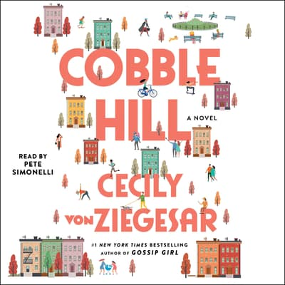 Cobble Hill by Cecily von Ziegesar audiobook