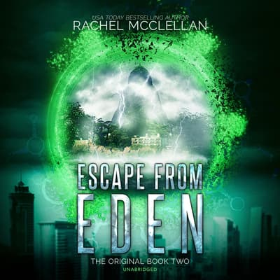 Escape from Eden by Rachel McClellan audiobook