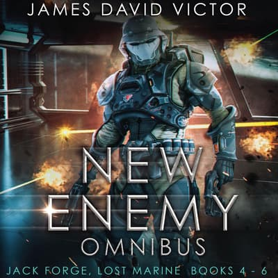 New Enemy Omnibus by James David Victor audiobook