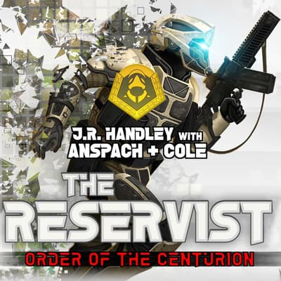 The Reservist by J. R. Handley audiobook