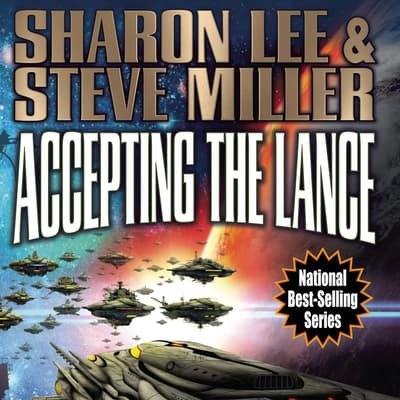 Accepting the Lance by Sharon Lee audiobook