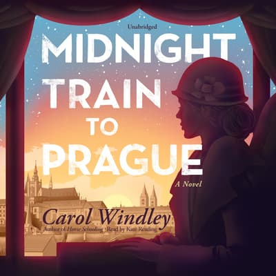 Midnight Train to Prague by Carol Windley audiobook