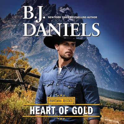 Heart of Gold by B. J. Daniels audiobook
