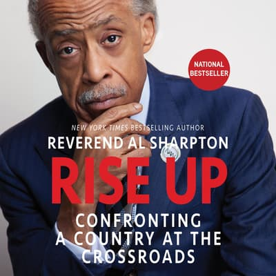 Rise Up by Al Sharpton audiobook