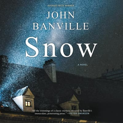 Snow by John Banville audiobook
