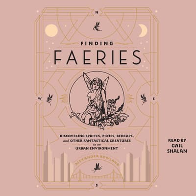 Finding Faeries by Alexandra Rowland audiobook