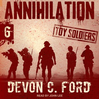 Annihilation by Devon C. Ford audiobook