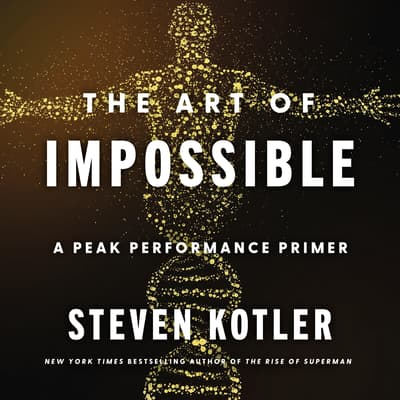 The Art of Impossible by Steven Kotler audiobook