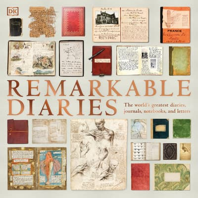 Remarkable Diaries by D K audiobook