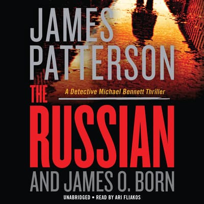 The Russian by James Patterson audiobook