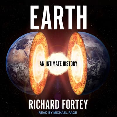 Earth by Richard Fortey audiobook