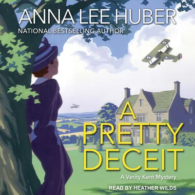 A Pretty Deceit by Anna Lee Huber audiobook