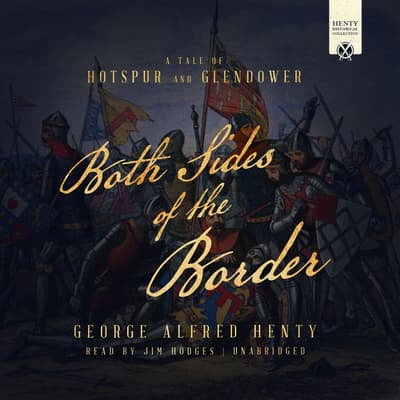 Both Sides of the Border by G. A. Henty audiobook
