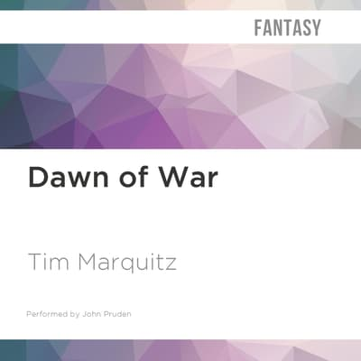 Dawn of War by Tim Marquitz audiobook