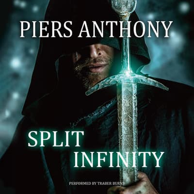 Split Infinity by Piers Anthony audiobook