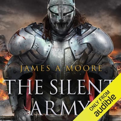 The Silent Army by James A. Moore audiobook
