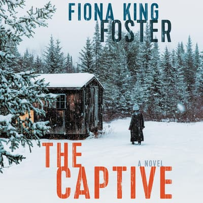 The Captive by Fiona King Foster audiobook