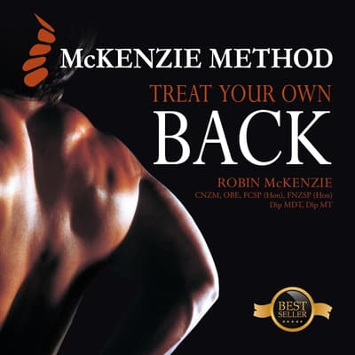 Treat Your Own Back by Robin McKenzie OBE CNZM audiobook