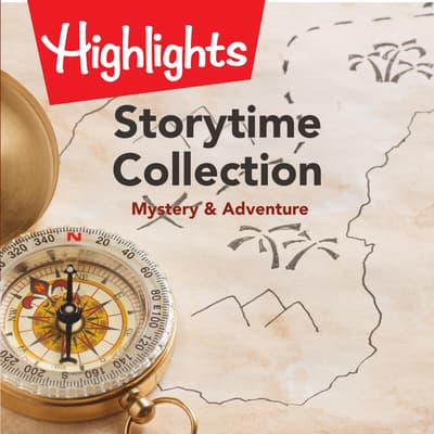 Storytime Collection: Mystery & Adventure by Valerie Houston audiobook