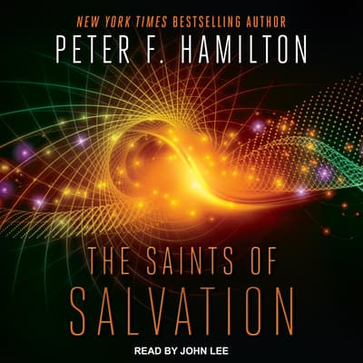 The Saints of Salvation by Peter F. Hamilton audiobook