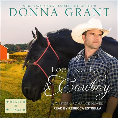 Looking for a Cowboy by Donna Grant audiobook