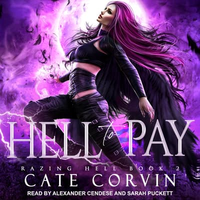 Hell to Pay by Cate Corvin audiobook
