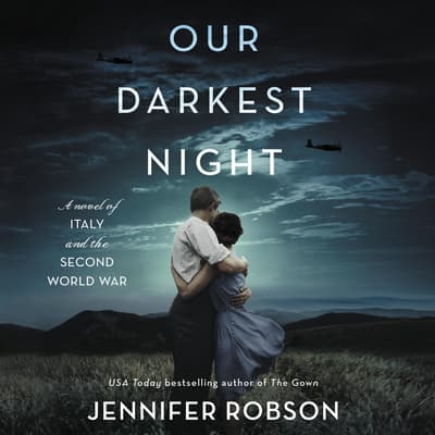 Our Darkest Night by Jennifer Robson audiobook
