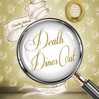 Death Dines Out by Claudia Bishop audiobook