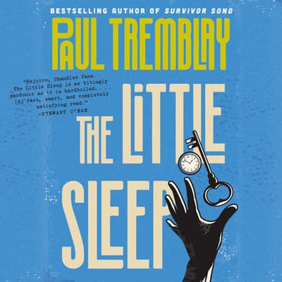 The Little Sleep by Paul Tremblay audiobook