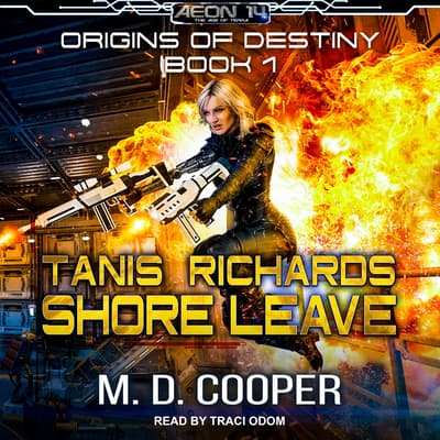 Tanis Richards by M. D. Cooper audiobook