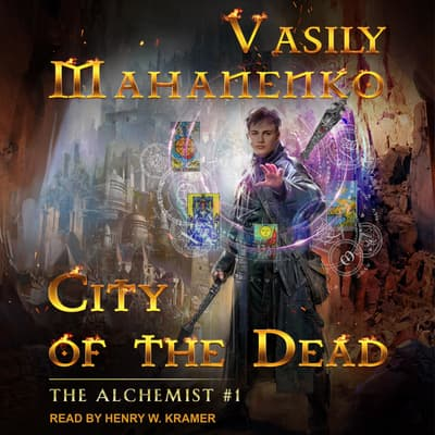 City of the Dead by Vasily Mahanenko audiobook