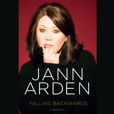 Falling Backwards by Jann Arden audiobook