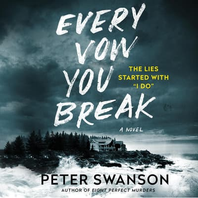 Every Vow You Break by Peter Swanson audiobook