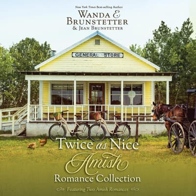 Twice As Nice Amish Romance Collection by Wanda E. Brunstetter audiobook