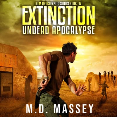 Extinction by M.D. Massey audiobook