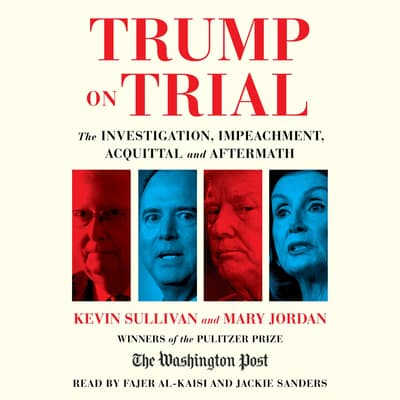 Trump on Trial by Kevin Sullivan audiobook