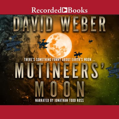 Mutineer's Moon by David Weber audiobook