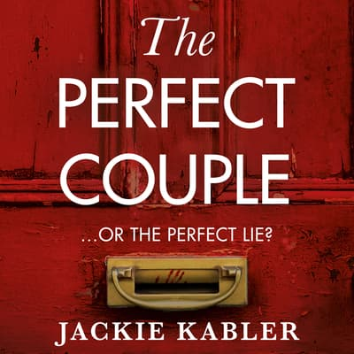 The Perfect Couple by Jackie Kabler audiobook