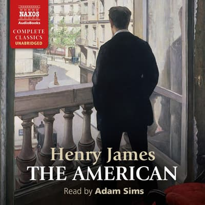 The American by Henry James audiobook