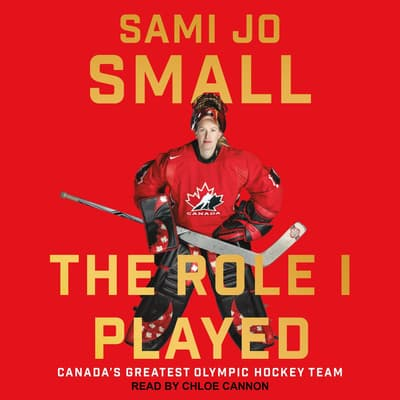 The Role I Played by Sami Jo Small audiobook