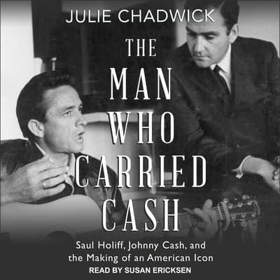 The Man Who Carried Cash by Julie Chadwick audiobook