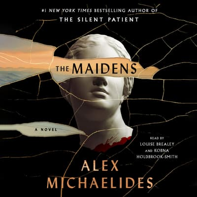 The Maidens by Alex Michaelides audiobook
