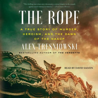 The Rope by Alex Tresniowski audiobook