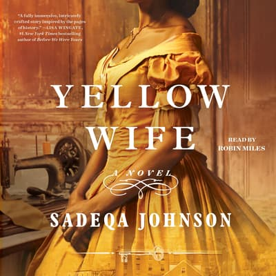 The Yellow Wife by Sadeqa Johnson audiobook
