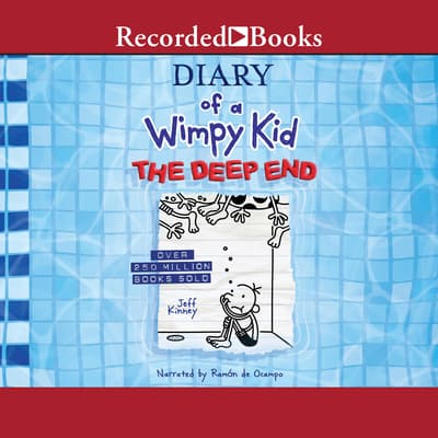 Diary of a Wimpy Kid: The Deep End by Jeff Kinney audiobook