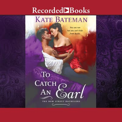 To Catch an Earl by Kate Bateman audiobook