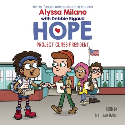 Project Class President by Alyssa Milano audiobook