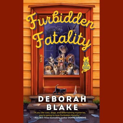 Furbidden Fatality by Deborah Blake audiobook